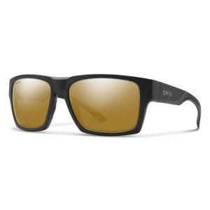 okulary smith outlier xl 2 matte black chromapop polarized bronze mirror