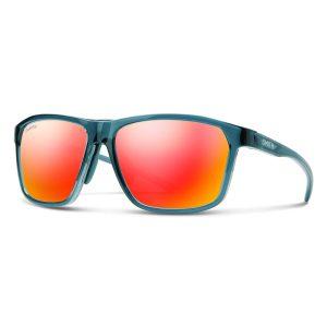 okulary smith pinpoint crystal mediterranean chromapop red mirror 202559OXZ59X6