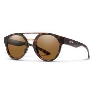 okulary smith range matte tortoise chromapop polarized brown 201270N9P50L5