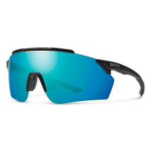okulary smith ruckus matte black chromapop opal mirror 20152200399G0