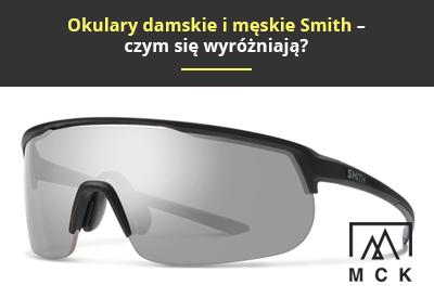 Okulary damskie i męskie smith
