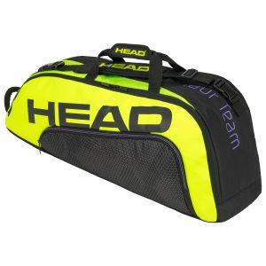 torba tenisowa head Tour Team Extreme 6R Combi black neon yellow