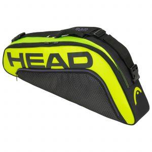 torba tenisowa head Tour Team Extreme 3R Pro black neon yellow