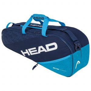 torba tenisowa head Elite 6R Combi navy blue
