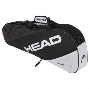 torba tenisowa head Elite 3R Pro black white