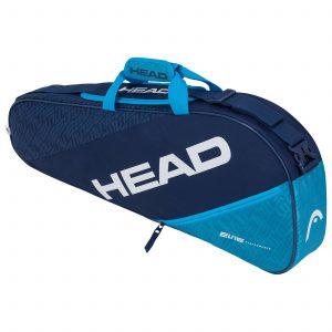 torba tenisowa head Elite 3R Pro navy blue