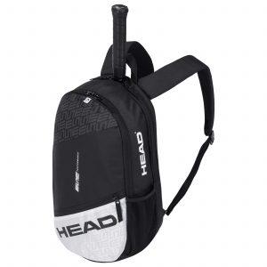plecak tenisowy head Elite Backpack black white