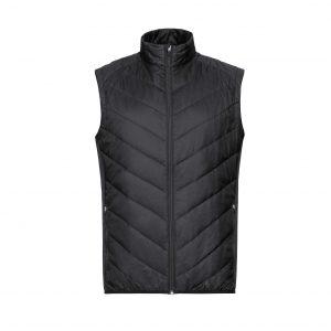 kamizelka head crosscourt vest m black