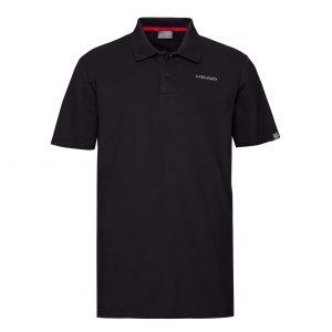 HEAD Club BJÖRN Polo Shirt M Black 2020