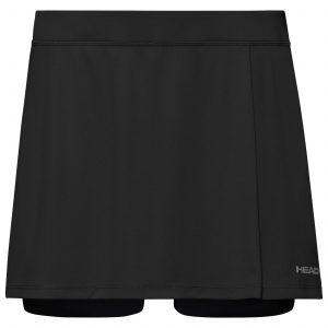 spodniczka tenisowa 814540 EASY COURT black