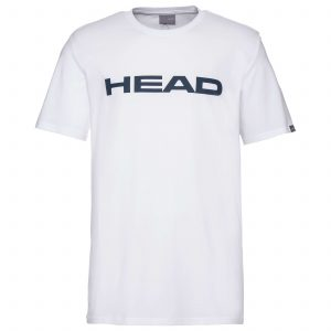 t-shirt 811400 CLUB IVAN white deep blue