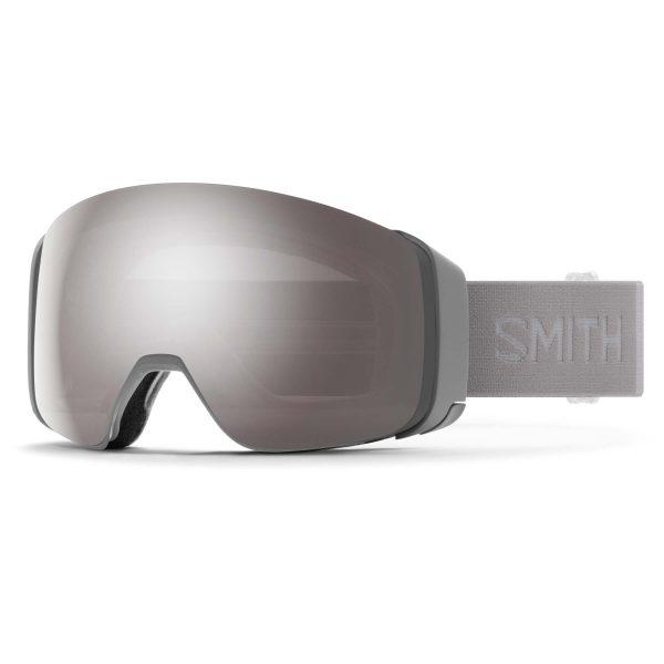 gogle smith 4d mag cloudgrey chromapop sun platinum mirror 2021