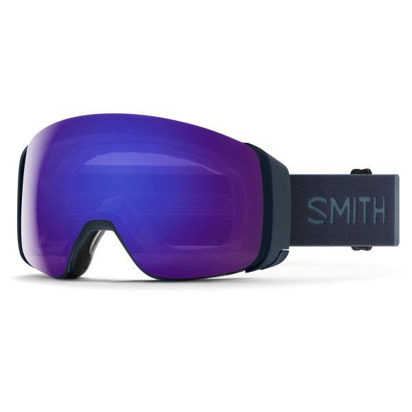 gogle smith 4d mag french navy chromapop everyday violet mirror 2021