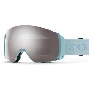 gogle smith 4d mag polar blue chromapop sun platinum mirror 2021