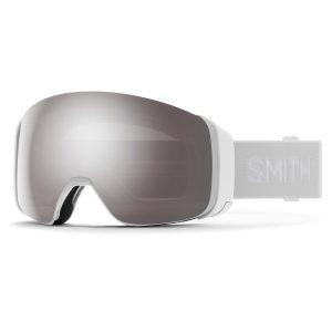 gogle smith 4d mag white vapor chromapop sun platinum mirror 2021