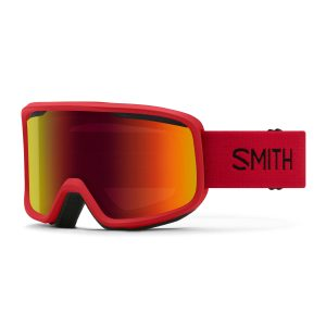 gogle smith frontier lava red sol x mirror 2021