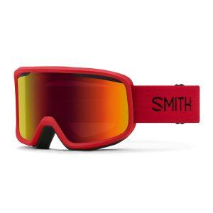 gogle smith frontier lava red sol x mirror 2022