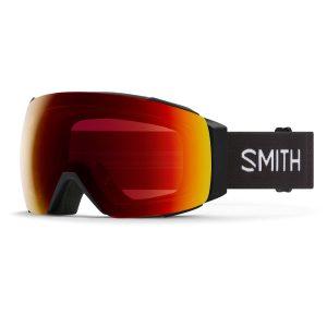 gogle smith i o mag black chromapop sun red mirror 2021