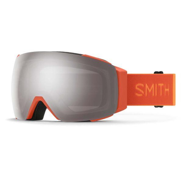 gogle smith i o mag burnt orange chromapop sun platinum mirror 2021 M004272QM995T