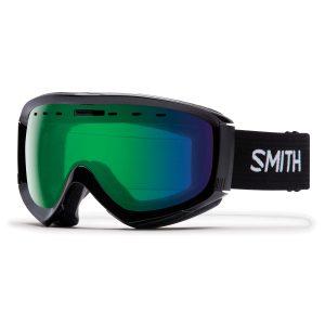 gogle smith prophecy otg black chromapop everyday green mirror