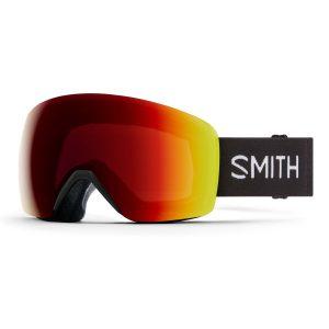 gogle smith skyline black chromapop photochromic red mirror M006812QJ99OQ