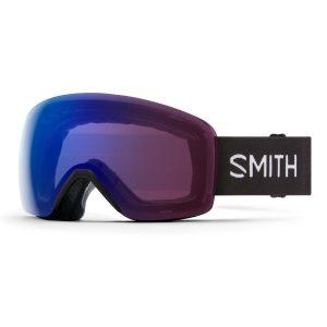 gogle smith skyline black chromapop photochromic rose flash M006812QJ994G