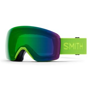 gogle smith skyline limelight chromapop everyday green mirror M006812S599XP
