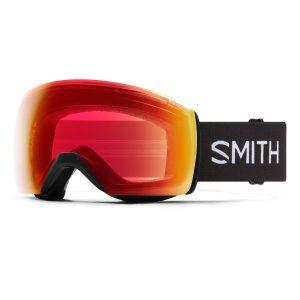 gogle smith skyline xl black chromapop photochromic red mirror M007152QJ99OQ