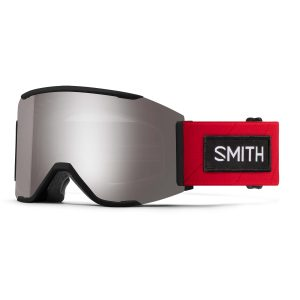 gogle smith squad mag ac tnf red x smith chromapop sun platinum mirror M004312Q3995T