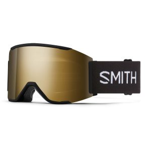 gogle smith squad mag black chromapop sun black gold mirror M004312QJ99MN