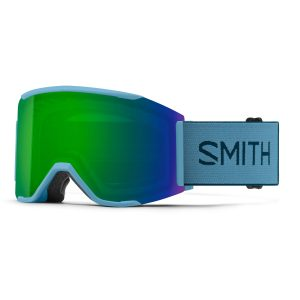 gogle smith squad mag snorkel chromapop sun green mirror M0043130I99MK