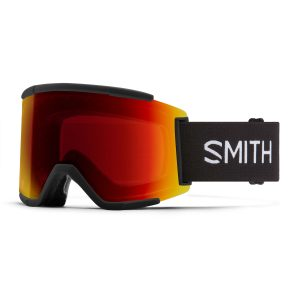 gogle smith squad xl black chromapop sun red mirror M006752QJ996K