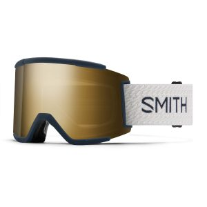 gogle smith squad xl french navy mod chromapop sun black gold mirror M006752RB99MN