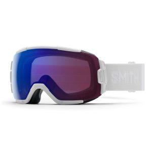 gogle smith vice white vapor chromapop photochromic rose flash M0066133F994G