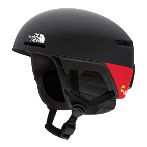 kask smith code mips matte the north face red 2021