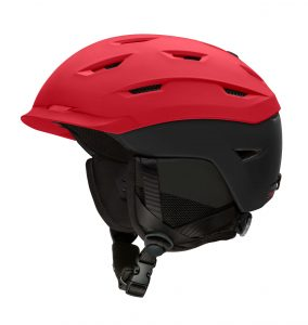 kask smith level matte lava black 2021