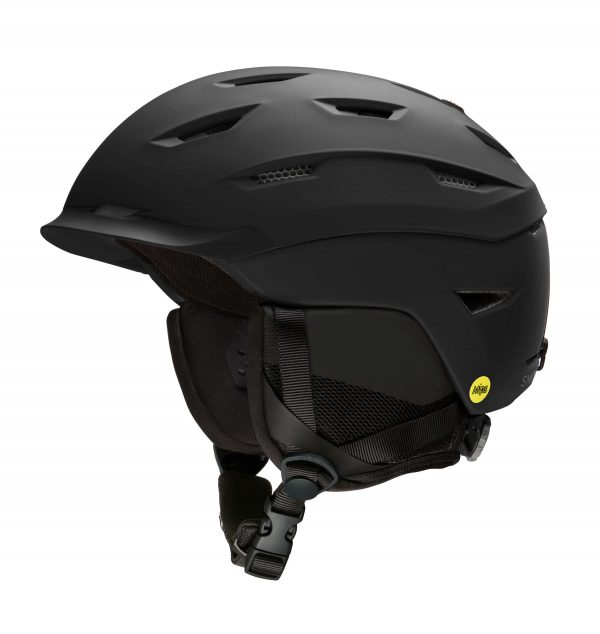 kask smith level mips matte black 2021