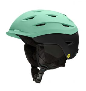 kask smith liberty mips matte bermuda black 2021