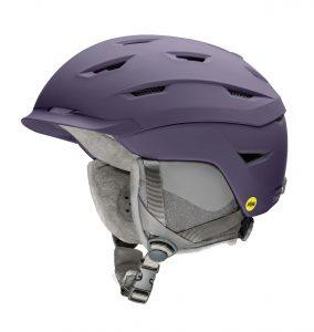 kask smith liberty mips matte violet 2021