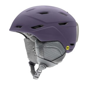 kask smith mirage mips matte violet 2021