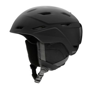 kask smith mission matte black 2021