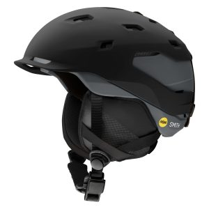 kask smith quantum mips matte black charcoal 2021
