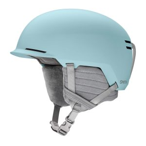 kask smith scout jr matte polar blue 2021