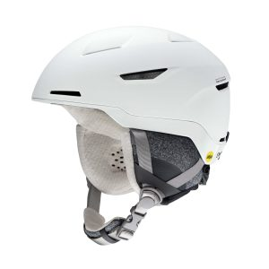 kask smith vida mips matte satin white 2021