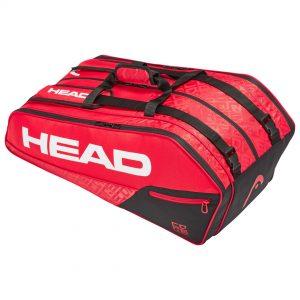 torba tenisowa Head Core 9R Supercombi Red Black