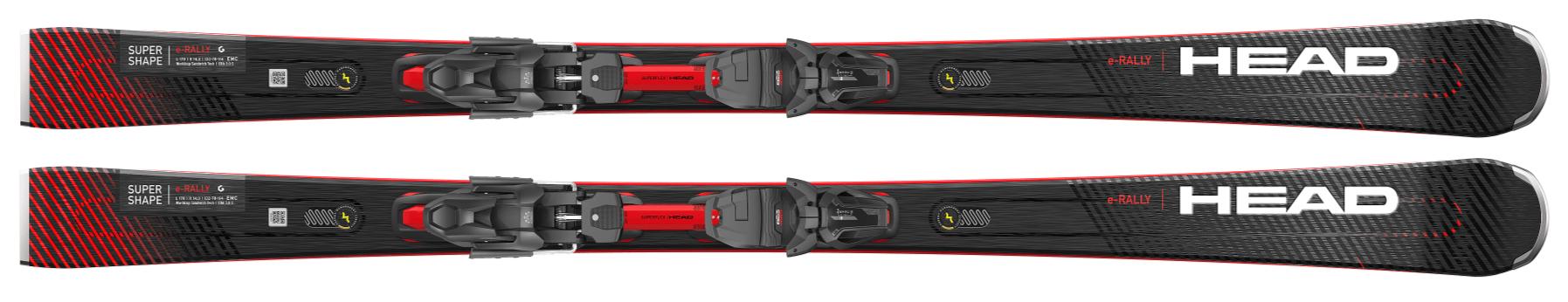 narty head supershape e-rally 2021
