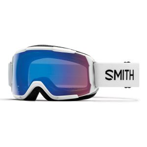 gogle smith grom white chromapop storm rose flash 2021 GR6CPCWT19