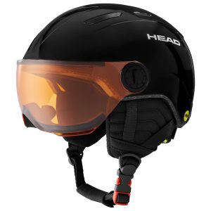 kask head mojo visor mips black 2021