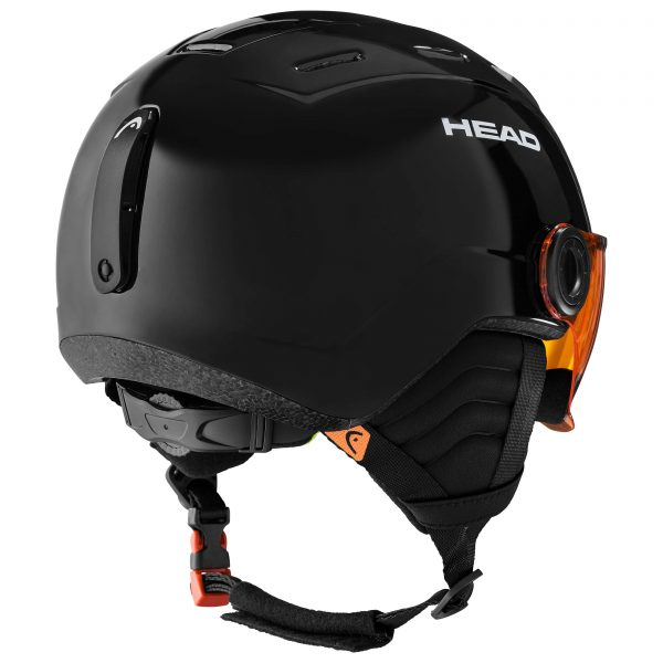 kask head mojo visor black 2021