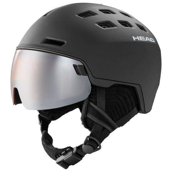 kask head radar black 2021